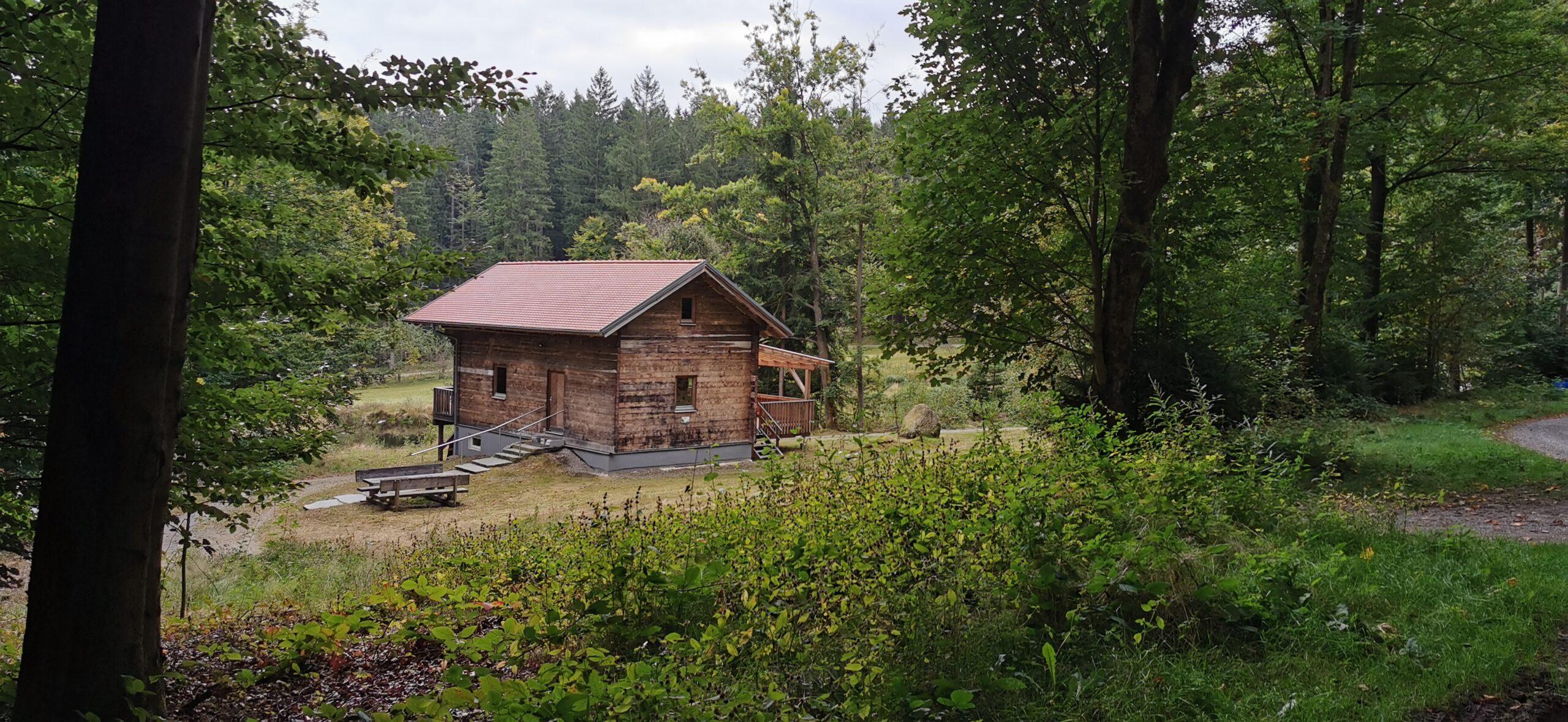 Tännesberger Forsthütte