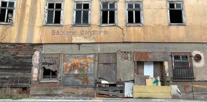 Bäckerei in Sonneberg