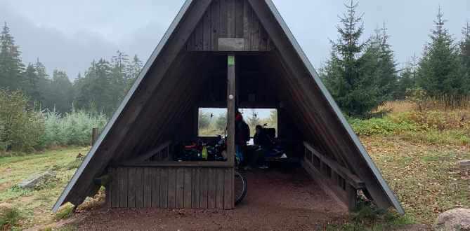 Finnhütte am Rennsteig