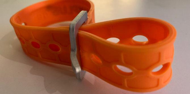 Fixplus-Band in orange