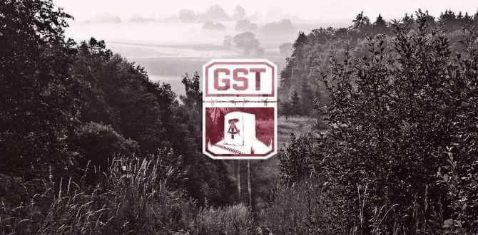 Das Logo der Grenzsteintrophy