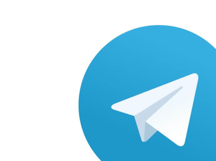 News per Telegram